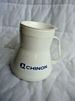 Rare Chinon Cameras Promotional Insulated Travel Mug In Very Good Condition