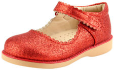 Girl's Party Dress Classic Shoes Touch Close Mary Jane Toddler Glitter Colors