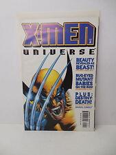 X-Men Universe Marvel Comic Book #1 Uncanny Astonishing Beast Wolverine Cyclops