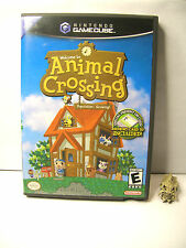 Animal crossing NINTENDO GAME CUBE  version USA OCCASION-USED COMPLET