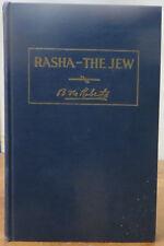 Rasha - The Jew  by B. H. Roberts  (1932 Edition)