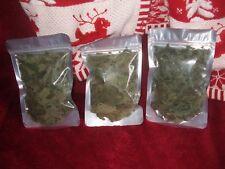 Herbal Holiday Gift 3 Packs Loose Tea Leaves Raspberry,Dandelion,,Lemon Balm