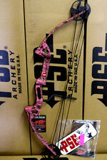 New 2017 PSE Discovery Bowfishing Bow 30-40 lbs Bow Fishing PINK Dk'd Camo