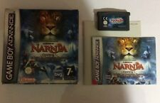 Jeu NINTENDO Game Boy Narnia Chapitre 1 avec Notice et Boîte