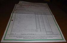accounting antique j marx & co auto accessories wholesale trade stuttgart 1926 paper