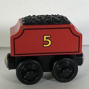 Thomas the Train James Tender Tank Engine Wooden Railway Friends Tender Only UK