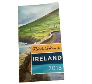 Rick Steves, Ireland Travel Book 2018, Very Good condition, FREE POSTAGE