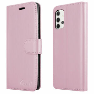 Phone Case for Samsung Galaxy A12 A32 A52 A02s A72 Leather Wallet flip Cover