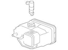 Genuine GM Vapor Canister 84065745