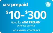 AT&T Prepaid $300