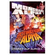 Mondbasis Alpha 1 - Angriff auf Alpha 1 - Destination Moonbase Alpha - DVD NEU