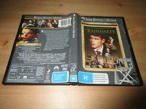 The Rainmaker DVD