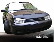 Hood Bra For VW Golf 4 cabriolet clean car bra Stone Chip Protection Carbon