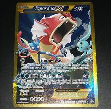 Gyarados EX 123/122 XY BreakPoint SECRET Rare Ultra NEAR MINT Pokemon Card