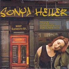 CD CARTONNE CARDSLEEVE COLLECTOR 11T SONYA HELLER WEST ELEVENTH STREET NEUF SCEL