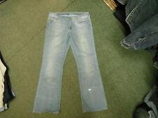 """Ralph Lauren Brielle 5 Pkt Jeans Waist 31"""" Leg 32"""" Faded Medium Blue Mens Jeans"""