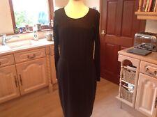 Baukjen black dress size 16
