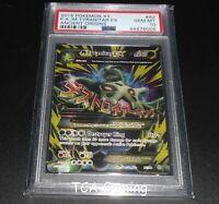PSA 10 GEM MINT MEGA M Tyranitar EX 92/98 XY Ancient Origins FA Pokemon Card