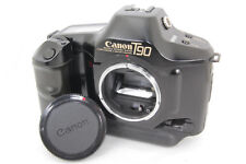 Canon T90 35mm SLR Film Camera Body [AS IS] W/ Cap From Japan Tokyo