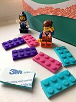 💜Compatible with LEGO 🎉🎉BIRTHDAY PARTY BAG FILLERS x30 BEST QUALITY EBAY💕