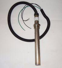 Clepco Immersion Heater TYT1207V, 1000 Watts / 208V, Titanium