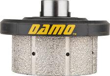 DAMO Z30 90 Degree Diamond Hand Profiler / Drum Wheel for Granite Countertop