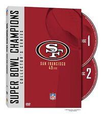 NFL Super Bowl Collection: San Francisco 49ers [2x DVD] *NEU* Champions