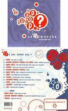 """UN DIMANCHE """" Do you speak pop ? """" compil (CD) 2004 NEW"""