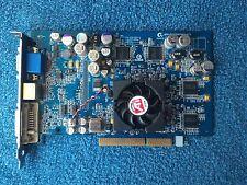 Gigabyte ATI Radeon 9600 Pro 128MB AGP 8x GV-R9600PRO-C3 VGA DVI Graphics Card