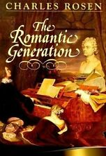 The Romantic Generation by Charles Rosen (Paperback, 1998)