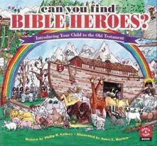 Can You Find Bible Heroes?: Introducing Your Child To The O.T. (Search & Learn)