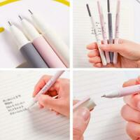 Cute Print Gel Pen Black Ink Kawaii Ball Pens Pen School Office Gift 0.5mm 3 Pcs