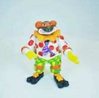 1992 Playmates TMNT Crazy Clown Michelangelo Action Figure Fast Shipping!!