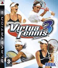 Virtua Tennis 3 (PS3) VideoGames