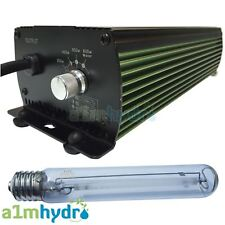 Lumii 600W Electric Digital Dimmable Ballast For Grow Light Hydroponics