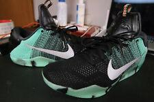 Nike Kobe XI 11 Elite Low AS Men's Size 14 Green Glow All Star Black 822521-305