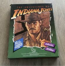 Vintage 1984 The Adventures of Indiana Jones RPG Role Playing Game TSR In Box