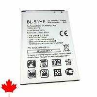 NEW LG G4 Replacement Battery BL-51YF 3000mAh H812 H818