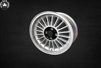 Leichtmetallfelge Alpina Style 6x15 ET 12 für BMW 1500-2000tii,3 E21, E30 NEU