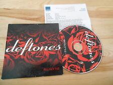 CD Metal Deftones - Minerva (1 Song) Promo MAVERICK REC + Presskit