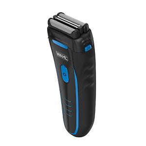 Wahl Groomsman Electric Shaver Rechargeable Wet/Dry Waterproof Electric Razor fo