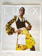 LUXX The Times Magazine Supplement 16 / 05 / 2020