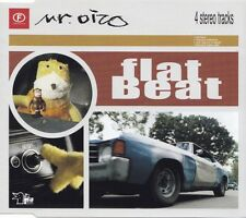 MR OIZO - Flat beat 4TR CDM 1999 HOUSE / TECHNO