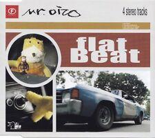 MR OIZO - Flat beat 4TR CDM 1999 HOUSE / TECHNO