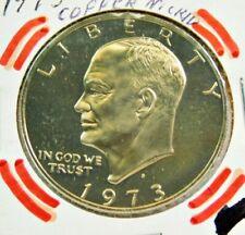 1973S Proof Eisenhower Dollar- *338