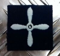 Genuine British RAF Air Training Corps JNR TECH Cadet Arm Badge / Patch MOD  NEW