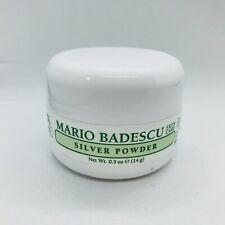 Mario Badescu Silver Powder 0.5 oz / 14 g Travel Mini SEALED