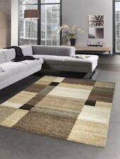 Tappeto moderno tappeto salotto di casa tappeto a pelo corto marrone