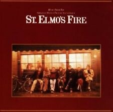 ST ELMO´S FIRE - DIE LEIDENSCHAFT... SOUNDTRACK CD NEU