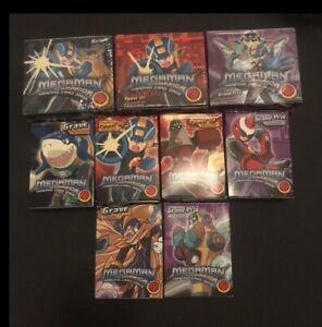 Mega Man TCG Ultimate Bundle - all sealed case fresh booster boxes and decks